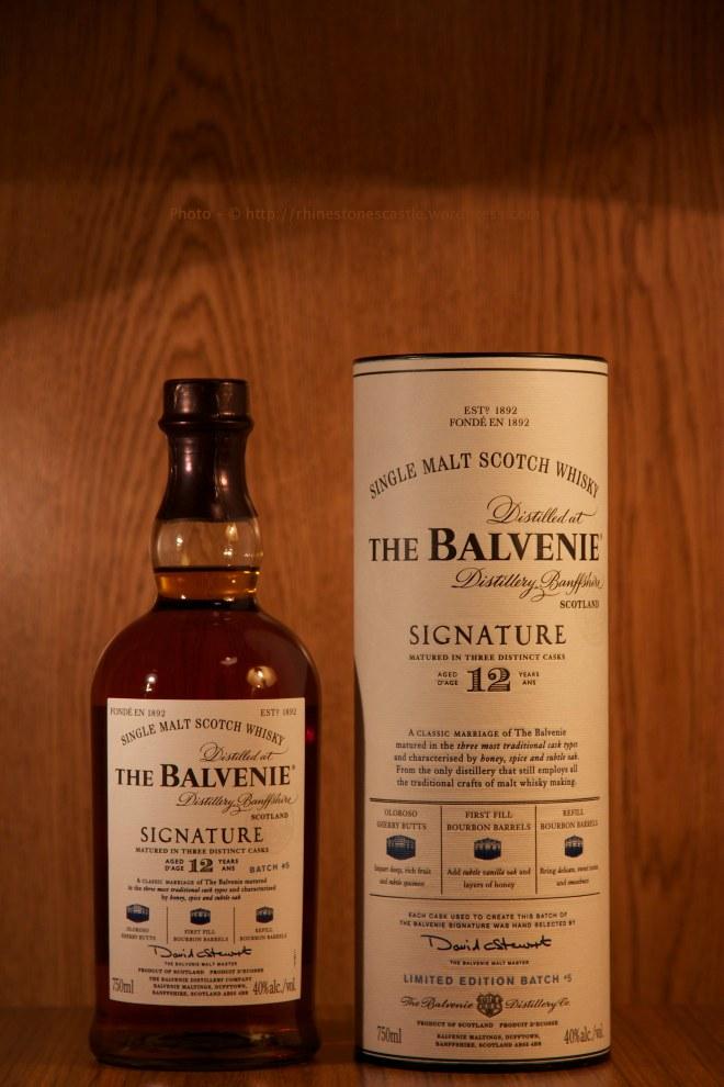 Balvenie 12 Year old Signature - Batch #5